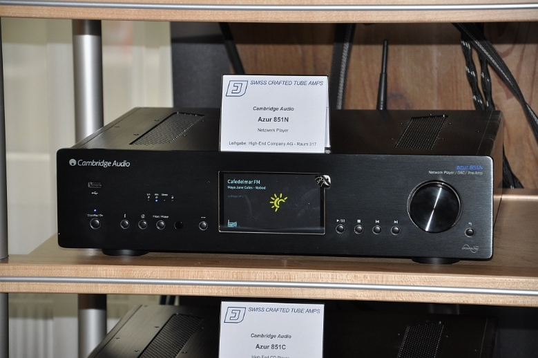 Cambridge Audio Acur 851N