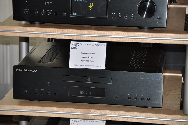 Cambridge Audio Acur 851C