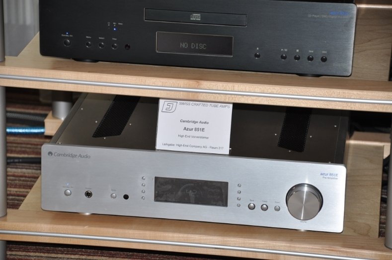 Cambridge Audio Acur 851E